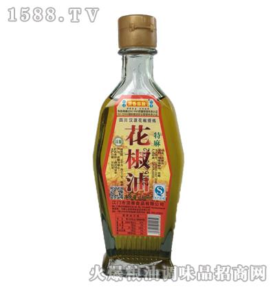 特麻花椒油160ml-顶香家族