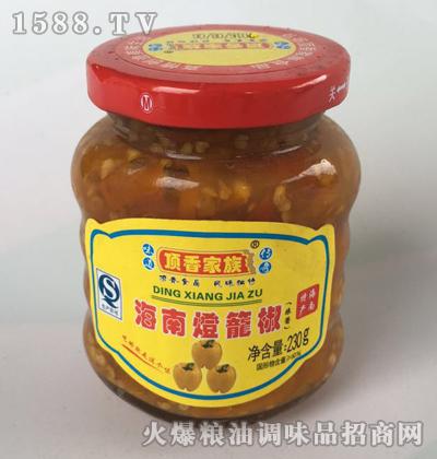 海南灯笼椒230g-顶香家族