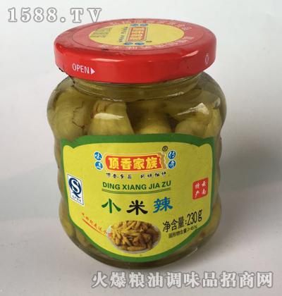 小米辣230g-顶香家族