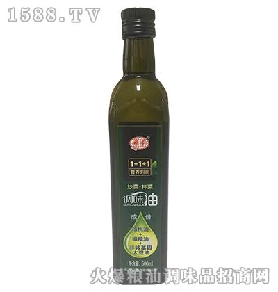 调味油500ml-禄荣