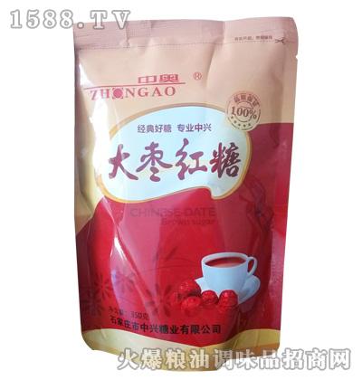 大枣红糖350g-中奥