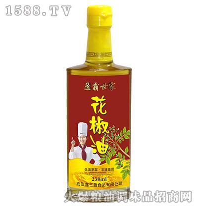 花椒油238ml-盈霸世家