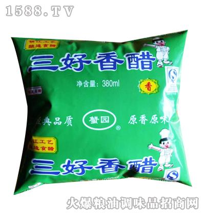 三好香醋380ml-蟹园