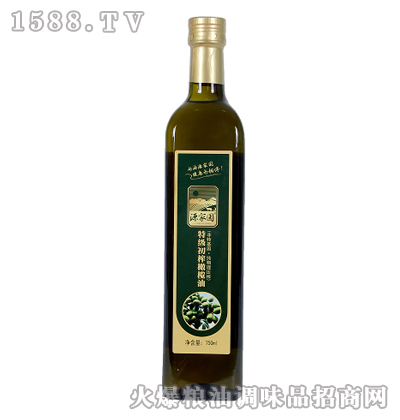 特级初榨橄榄油750ml-源家园
