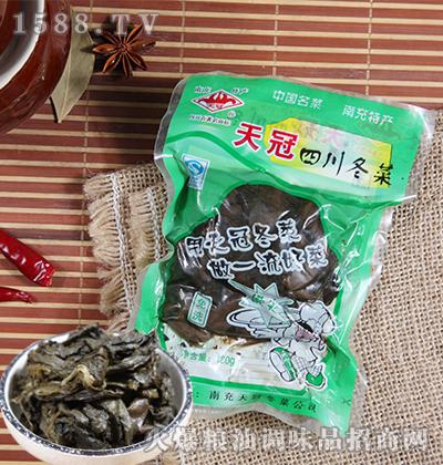 免洗四川冬菜(嫩尖)180克-天冠