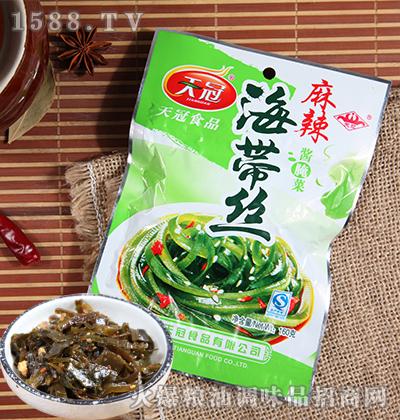 麻辣海带丝酱腌菜160克-天冠