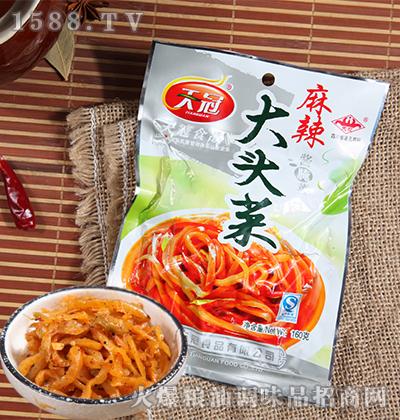 麻辣大头菜酱腌菜160克-天冠