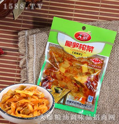 脆笋榨菜酱腌菜50克-天冠