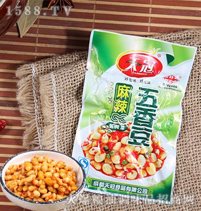 麻辣五香豆酱腌菜30克-天冠