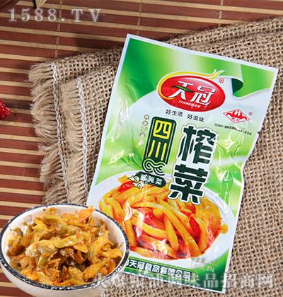 四川榨菜酱腌菜30克-天冠