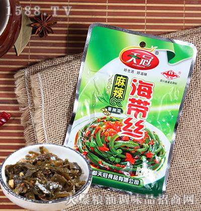 麻辣海带丝酱腌菜120克-天冠
