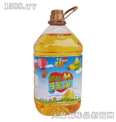 福临门鲜�Y玉米油5升