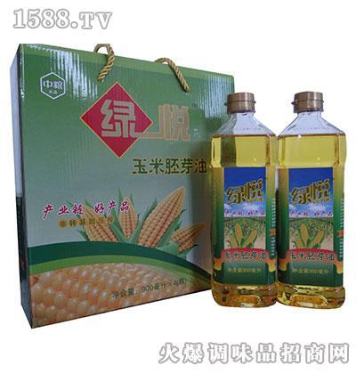 绿悦玉米油礼盒