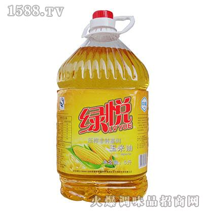 绿悦玉米油5L