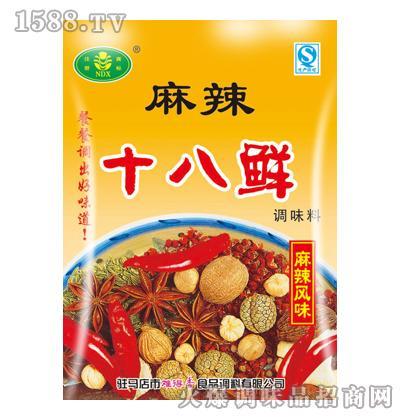 佳航麻辣十八鲜(红)110g