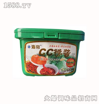海帝CC辣酱500克