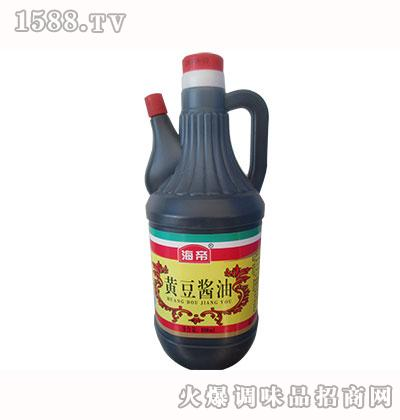海帝黄豆酱油800ml