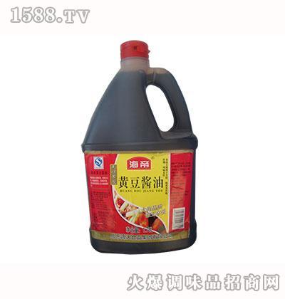 海帝黄豆酱油1.75L
