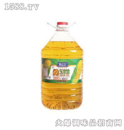 福达坊-纯玉米油21.8L