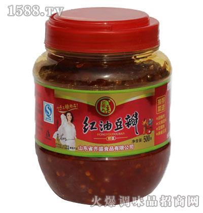 老乡味特级红油豆瓣500克
