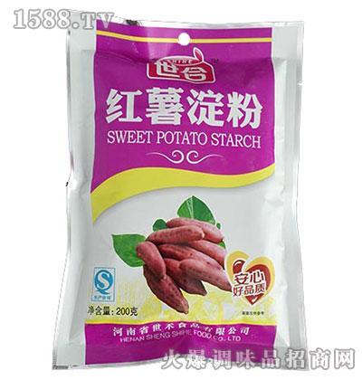 世合红薯淀粉200g