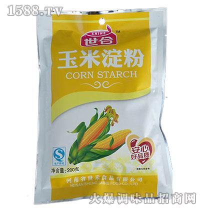 世合玉米淀粉200g