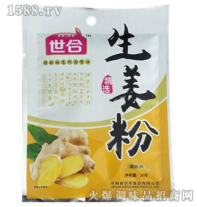 世合生姜粉30g