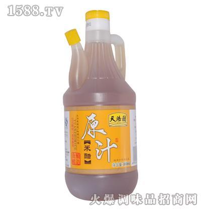 天浩圆原汁米醋800ml