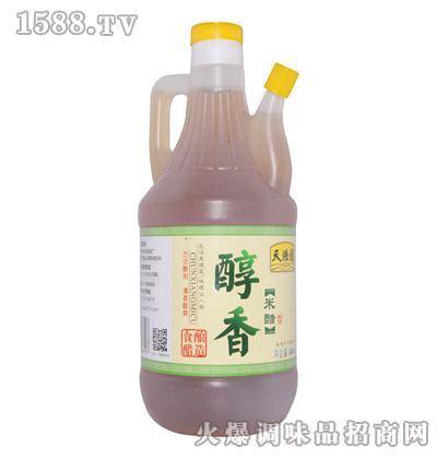 天浩圆醇香米醋800ml