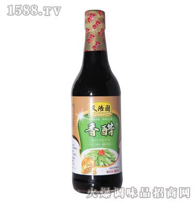 天浩圆香醋500ml