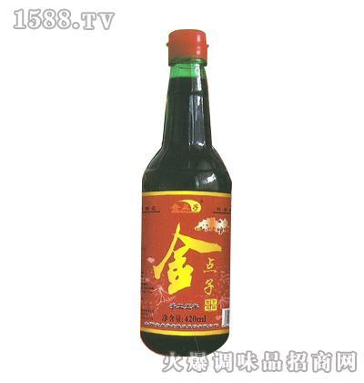 金点子-手工五年山西陈醋420ml
