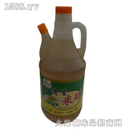 水禾源清香米醋800ml
