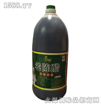水禾源老陈醋2.2L