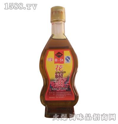 ��一红花椒油380ml