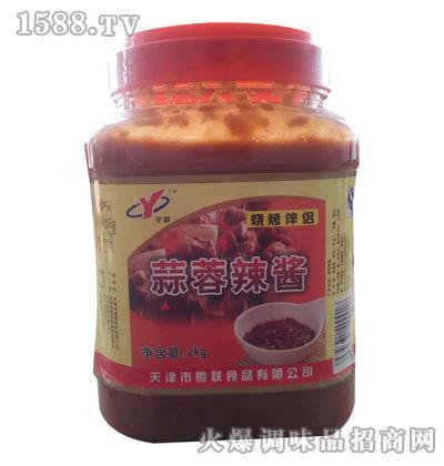 粤厨来蒜蓉辣酱2kg