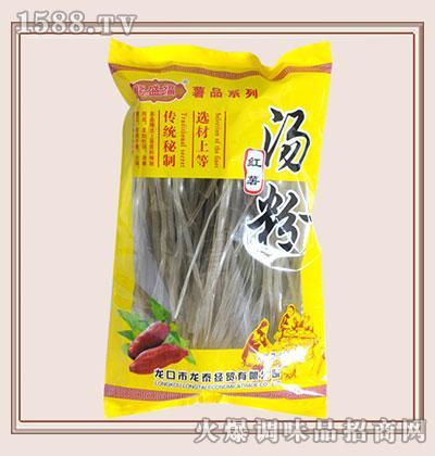 龙盛福红薯汤粉500g