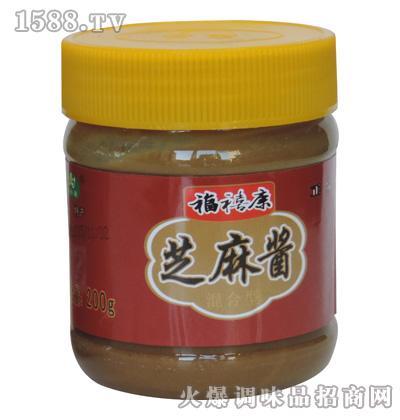 福禧康芝麻酱200g