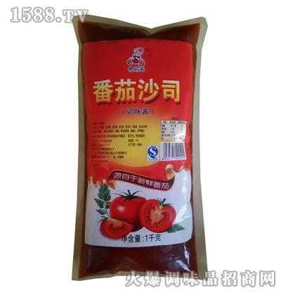 粤厨来番茄沙司1kg