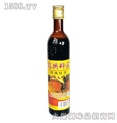白塔绍兴料酒陈年三年500ml