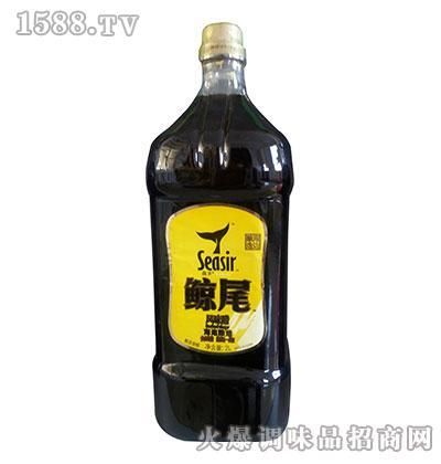 食圣鲸尾风味醋2升