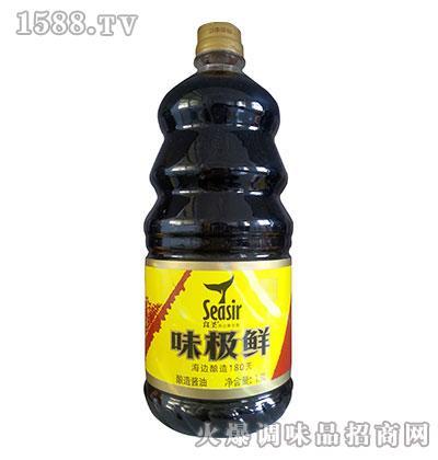 食圣味极鲜酱油1.3升