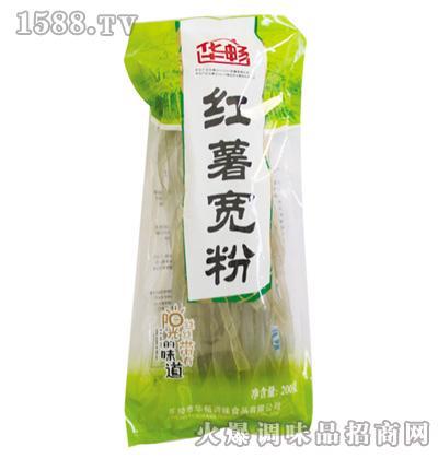 华畅红薯宽粉200g