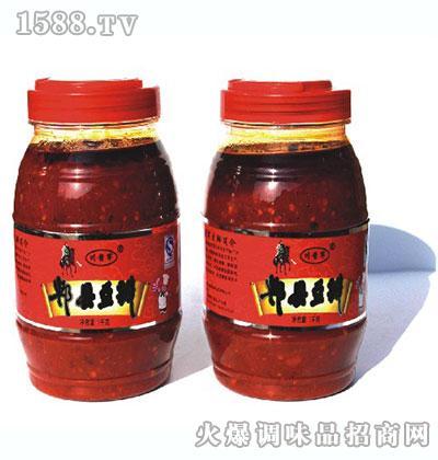 川酱军郫县风味豆瓣1千克
