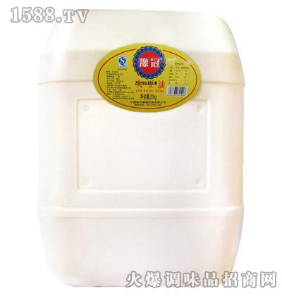 豫冠大豆油20L
