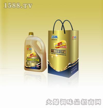 海狮高油酸葵花籽油2L