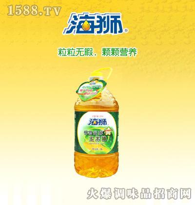 海狮牌植物甾醇玉米油5L