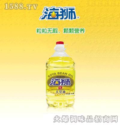 海狮牌大豆油
