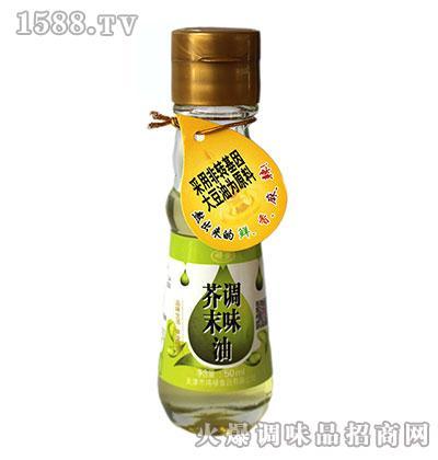 禄荣芥末调味油50ml