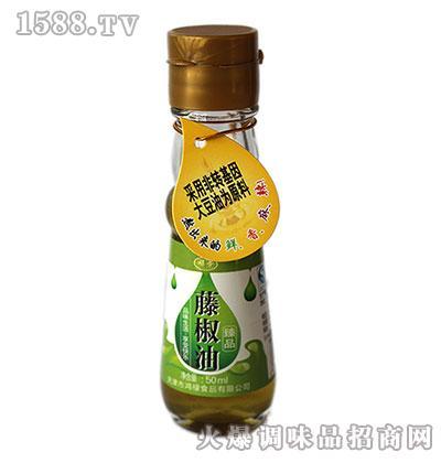 禄荣藤椒油50ml