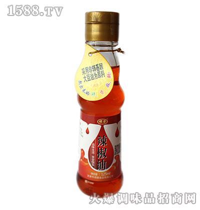 禄荣辣椒油125ml